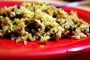 Kheema (Mutton Mince) Biryani