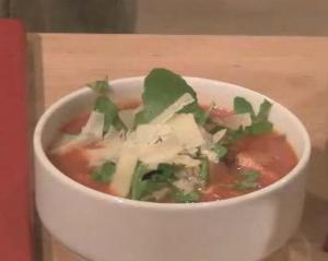 Hearty Italian Chicken Soup