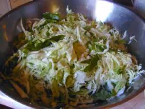 Mixed Vegetable Coleslaw