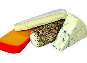 Classic French Cheese Plate