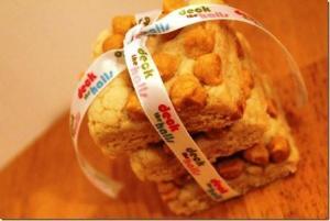 Peanut Butterscotch Squares