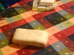 Flaky Pastry With Vanaspati