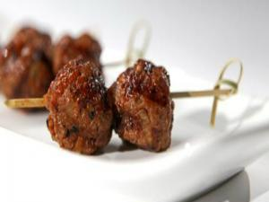 Jackie Koh's Smoky Korean Meatballs