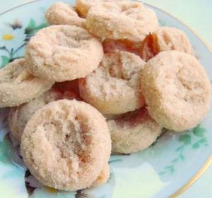 Lemon Doodle Cookies