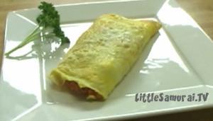 LittleSamurai Omelette