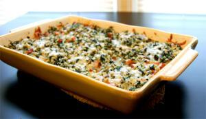 Florentine Rice Roll