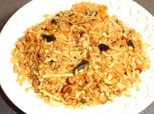 Indian Cereal Chivda
