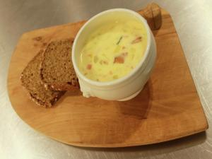 Irish Seafood Chowder by Good Food Ireland