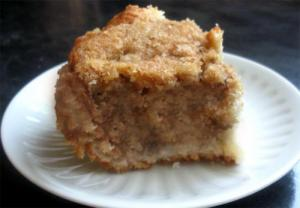 Potato Coffee Cake