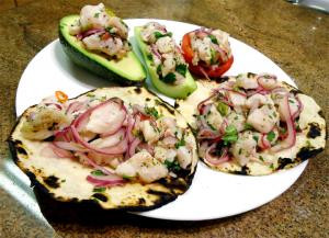 Ceviche: Southeast Asian Inspired Ceviche