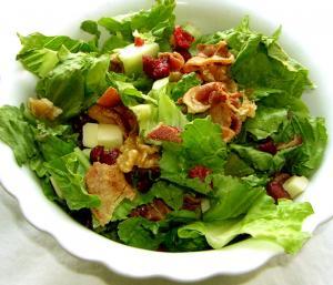 Romaine Salad Supreme