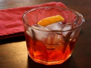 Negroni Campari Classic Cocktail