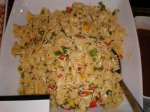 Tasara Style Cavatappi Pasta Salad