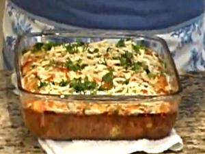 Artichoke and Rice Bake