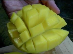 How to Cube a Mango