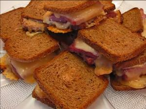 Betty's Oven-Baked Mini Reubens