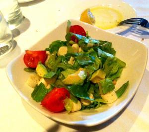 Hearts Of Palm Avocado Salad