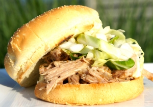 North Carolina-Style Pulled Pork