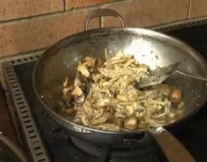 Mixed Mushrooms Stir-Fry
