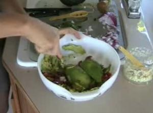 Guacamole for Chips