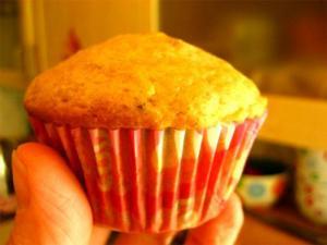 Orange Nut Muffins