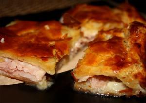 Peanut Butter Ham Squares