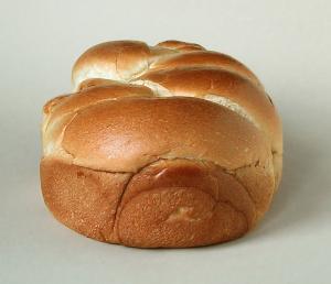 Easy Baked Brioche