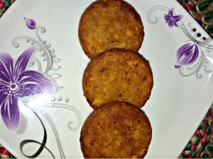 Tasty Crispy Aaloo Tikki