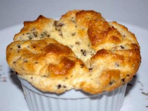 Queen's Cheese Souffle