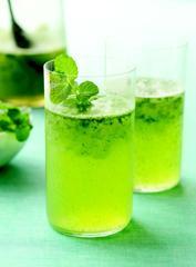 Mint Lemon Limeade (aka Anti-Haterade)