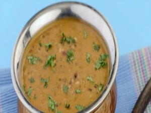 Low Calorie Dal Makhani