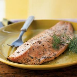 wild salmon is good for pregnant women