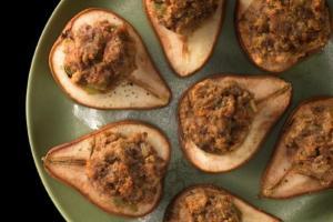 Stuffed Pears