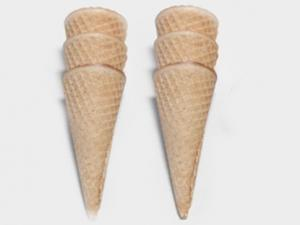 Butter Cookie Cones