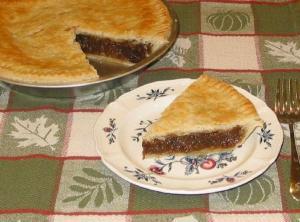 Sweet Potato Mince Pie