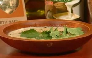 Healthy and Cream Thai Coconut Soup - Part 2: Finalizing