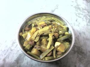 Paanch Mishali Torkari