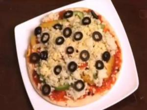 Pizza - Veg Mexican Pizza