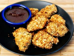 Crunchy Chicken Nuggets
