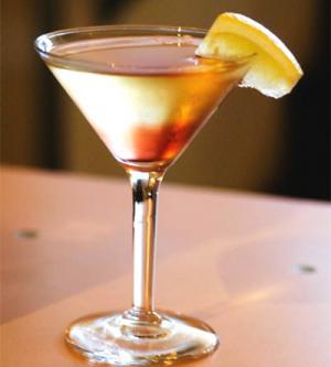 Italian Tiziano Cocktail