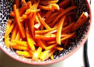 Carrot And Ginger Salad