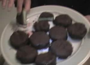 Homemade Vegan Chocolate Candy, Baby