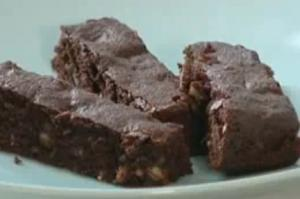 American Style Chocolate Brownies