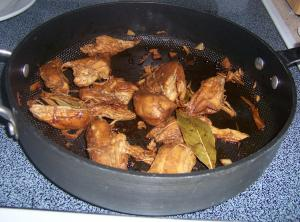 Healthy Chicken Adobo