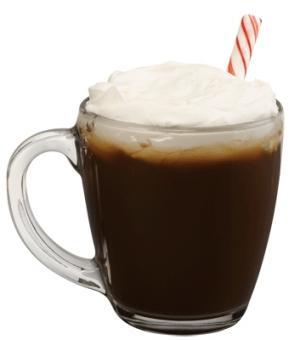 Kahlúa Peppermint Mocha Hot Cocoa