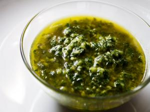 Harvest Chimichurri Dressing