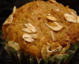 Four Grain Muffins