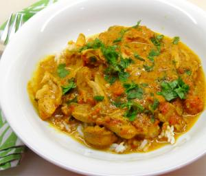 East Indian Chicken