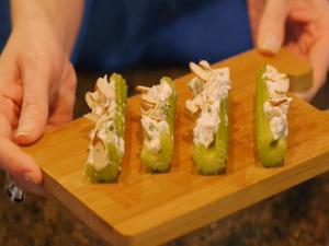 Dandy Celery Bites