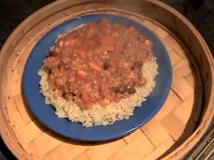 Zuza zak's Weeknight Dinners: Healthy Chilli con carne